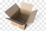 Сlipart Box Package Cardboard Box Brown Cardboard photo cut out BillionPhotos
