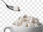 Сlipart Sugar Sugar Cube Cube Cup Unhealthy Eating photo cut out BillionPhotos