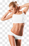 Сlipart woman thin line bikini hip photo cut out BillionPhotos