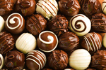 Сlipart Chocolate Chocolate Candy Truffle Luxury Backgrounds photo  BillionPhotos