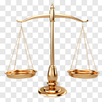 Сlipart Weight Scale Scales of Justice Law Balance Justice 3d cut out BillionPhotos