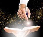 Сlipart book light writer reader literature   BillionPhotos