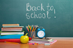 Сlipart Back to School Education School School Supplies Blackboard photo  BillionPhotos