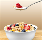Сlipart Cereal Bowl Milk Breakfast Spoon   BillionPhotos