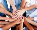 Сlipart Human Hands Teamwork People Connection Partnership   BillionPhotos