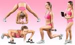 Сlipart yoga woman isolated stretch cut out   BillionPhotos