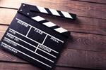 Сlipart cinema clapboard director clapper clapperboard photo  BillionPhotos