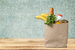 Сlipart Groceries Paper Bag Bag Food Paper Grocer   BillionPhotos