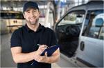 Сlipart clipboard african mechanic black car   BillionPhotos