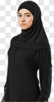 Сlipart hijab girl burka arab arabic photo cut out BillionPhotos