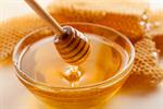 Сlipart Honey on honeycomb background Honey Honeycomb Honey Bee Freshness photo  BillionPhotos