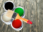 Сlipart Paint Paint Can Hardware Store Can Paintbrush   BillionPhotos