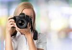 Сlipart Photographer Digital Camera Camera Women Journalist   BillionPhotos