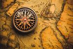 Сlipart Map Compass Old Cartography Travel photo  BillionPhotos