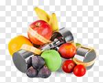 Сlipart fit fitness food eating sport photo cut out BillionPhotos