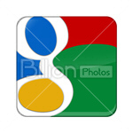 Сlipart google google icon google plus google+ google button vector icon cut out BillionPhotos