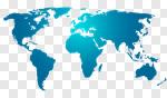 Сlipart World Map Earth Map Vector Planet vector cut out BillionPhotos