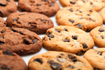 Сlipart Cookie Bake Sale Homemade Chocolate Chip Cookie Chocolate photo  BillionPhotos