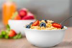 Сlipart Cereal Bowl Isolated Breakfast Spoon   BillionPhotos