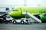 Сlipart Airport Runway Asphalt Commercial Airplane Cargo Container photo  BillionPhotos