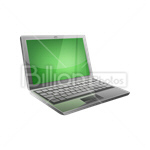 Сlipart Laptop Computer Computer Monitor Technology Isolated vector icon cut out BillionPhotos