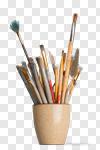 Сlipart brush paint artistic artist watercolor photo cut out BillionPhotos