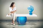 Сlipart woman comparison think question scales   BillionPhotos