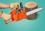 Сlipart Chainsaw Tree Cutting Lumber Industry Power Tool   BillionPhotos