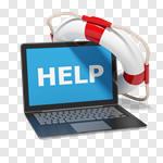 Сlipart Computer Repairing Help Support PC 3d cut out BillionPhotos