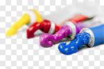 Сlipart art artist blue color colorful photo cut out BillionPhotos