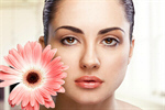 Сlipart Beauty Women Human Face Beautiful Single Flower   BillionPhotos