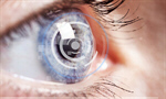 Сlipart cataract eye vision hologram closeup   BillionPhotos