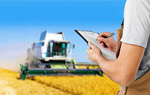 Сlipart farm tablet farmer field internet   BillionPhotos