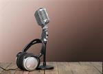 Сlipart broadcasting broadcast sport commentator radio   BillionPhotos