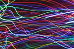 Сlipart Lighting Equipment Light Abstract Single Line Color Image photo  BillionPhotos