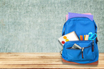 Сlipart school supplies bag backpack knapsack object   BillionPhotos