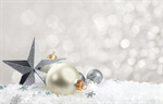 Сlipart Christmas Snow Backgrounds Christmas Ornament Winter photo  BillionPhotos