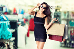 Сlipart girl fashion urban summer brown   BillionPhotos