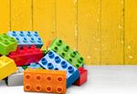 Сlipart Block on table brick rectangle fun green   BillionPhotos