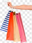 Сlipart Credit Card Shopping Bag Shopping Women Consumerism photo cut out BillionPhotos