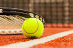Сlipart Tennis Court Tennis Ball Tennis Racket Ball photo  BillionPhotos
