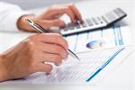 Сlipart Financial Advisor Finance Calculator Calculating Check photo  BillionPhotos