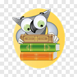 Сlipart Owl Book Wisdom Intelligence Studying vector cut out BillionPhotos
