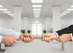 Сlipart Conflict Tug-of-war Arguing Business Rope   BillionPhotos