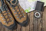 Сlipart Hiking Camping Map Backpack Compass   BillionPhotos