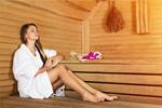 Сlipart Woman in Sauna Sauna Hotel Women Spa Treatment   BillionPhotos