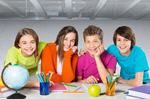 Сlipart classroom group youngster educational friends   BillionPhotos