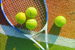 Сlipart Tennis Tennis Ball Backgrounds Sport Court   BillionPhotos
