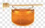 Сlipart Honey Jar Isolated Food Drop photo cut out BillionPhotos