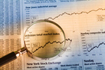 Сlipart Finance Stock Market Investment Magnifying Glass Surveillance photo  BillionPhotos